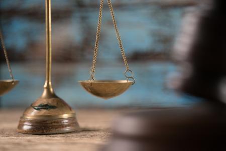 law concept Standard-Bild