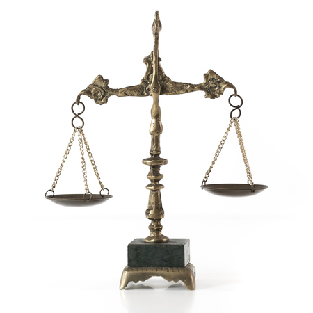 Law and Justice theme image Stock Photo