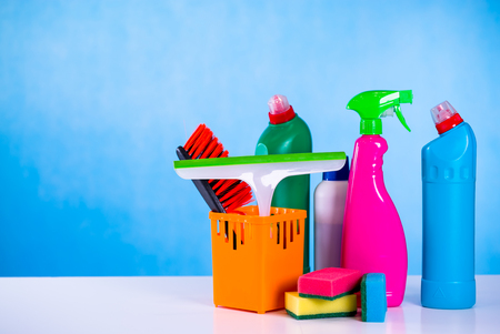 Cleaning Equipment, Chemical, Household Equipment.