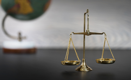 Law and Justice symbols