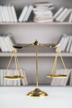 Justice. Law concept. Stock Photo