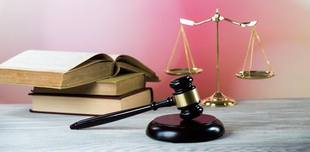 Lawyer. Stock Photo