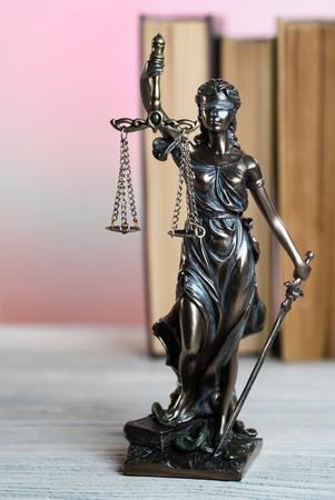 Legal System, Law, Themis Foto de archivo