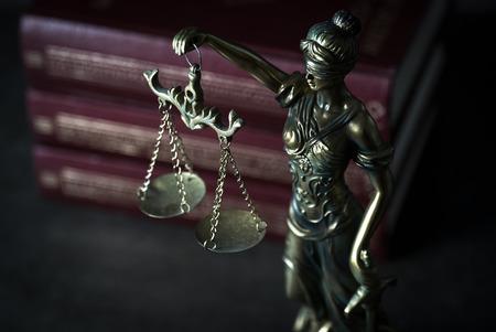 Legal Law Legislation Concept. Themis