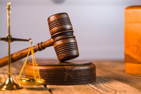 trademark law Stock Photo