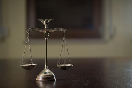 Justice Scaale Foto de archivo