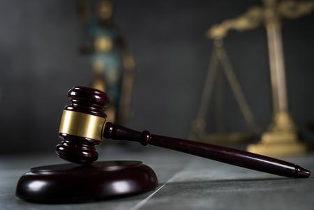 law concept Banque d'images