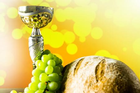 holy communion Stockfoto