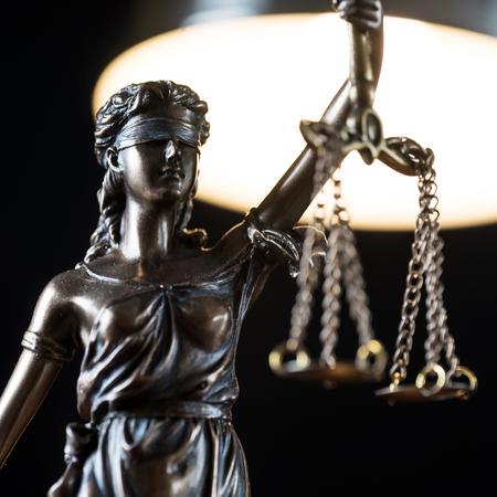 Law and Justice, Concept image. Law theme Archivio Fotografico