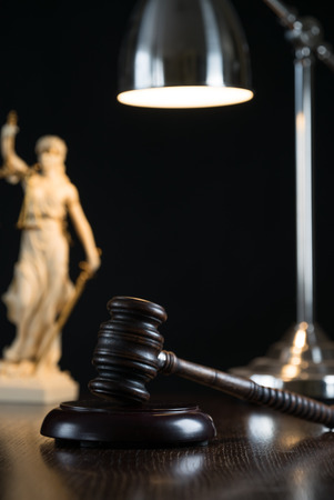 Law and Justice, Concept image. Law theme Stock Photo