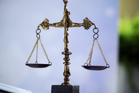 Law and Justice theme image Stock fotó