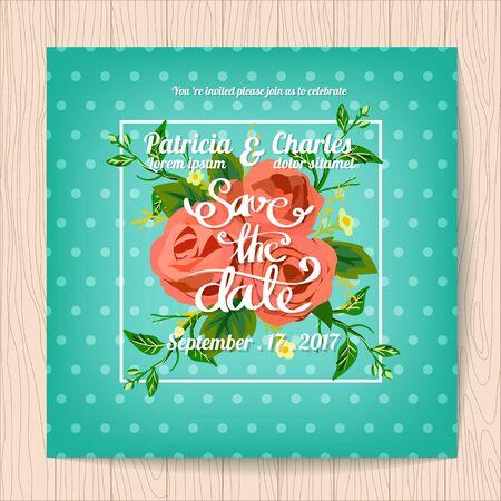 blossom background: Wedding invitation card templates, Vintage flower blossom background