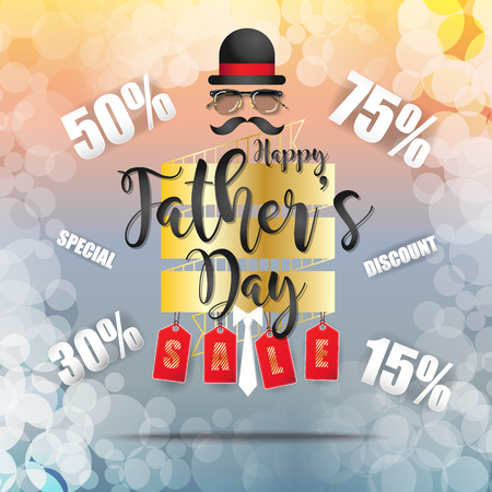 Poster Fathers Day Sale and Discount