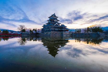 MAtsumoto Castle 報道画像