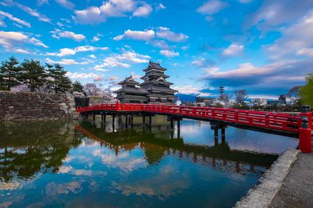 matsumoto: Matsumoto Castle Stock Photo
