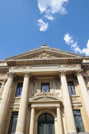 Stock Exchange in Brussels, Belgium Redakční