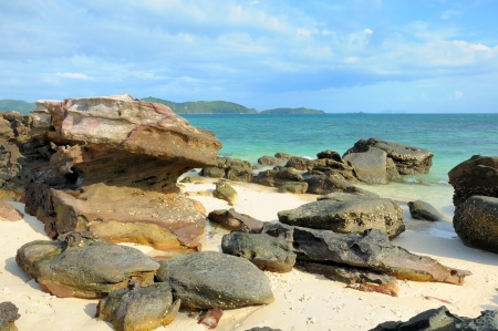phi phi island: Phi Phi island in Thailand