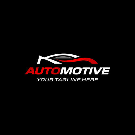 Automotive logo. Cars auto vehicle.
