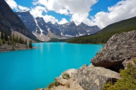 banff: Moraine Lake, Banff, Canada