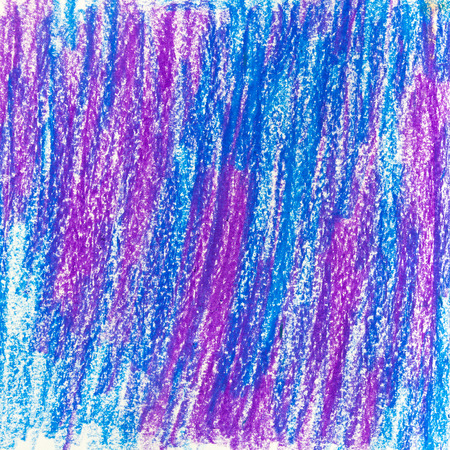 blue and purple art painted texture image