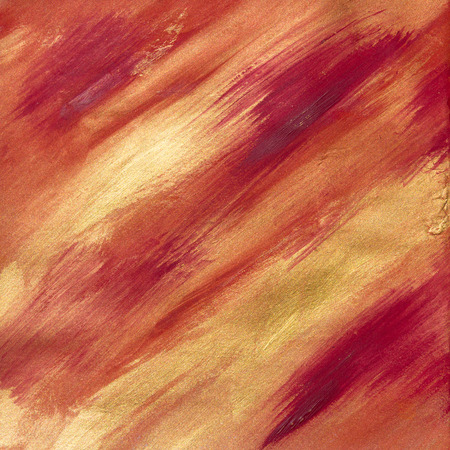 golden and red beautiful painted diagonal texture