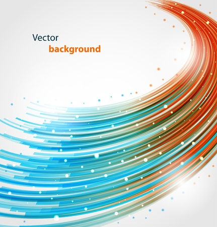 Abstract bright colorful background. Vector illustration eps10 Stock Vector - 13529032