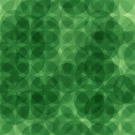 modular: Abstract green geometric seamless pattern.  illustration