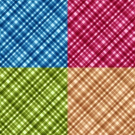 diagonal lines: Seamless pattern with colorful diagonal lines. illustration lorful Diagonal Lines. Vector Illustration