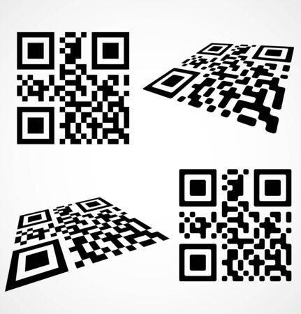 crowbar: Simple qr code icon