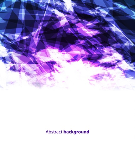 Abstract background for your design  illustration Stock Vector - 16183716