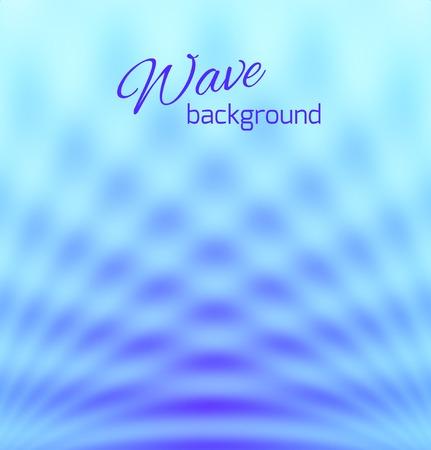illustraton: Blue abstract smooth light background  Vector illustraton Illustration