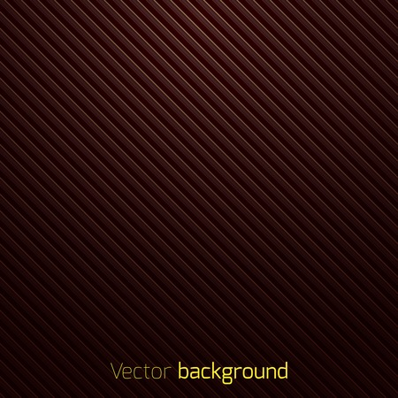 Abstract dark red striped background  Vector illustration Vector