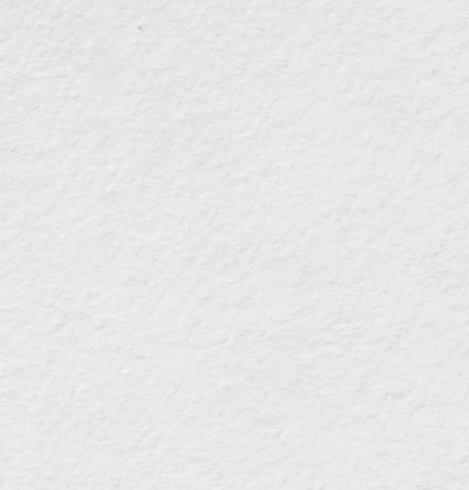 blank canvas: White watercolor paper texture background. Vector illustration