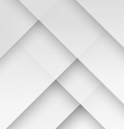 White paper material design wallpaper. Vector illustration