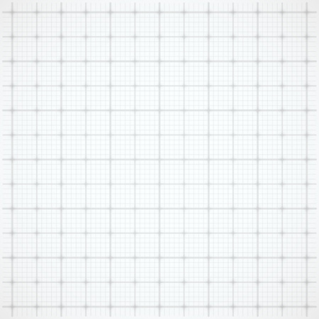 Gray square grid on white background. Vector illustration Vectores