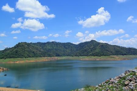 Khun Dan Dam Prakarnchon, nakhonnayok, Thailand.
