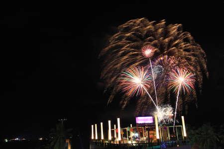 Firework festival Stock Photo - 11698049