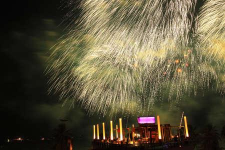 Firework festival Stock Photo - 11698062