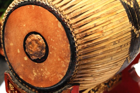 Thai musical instruments