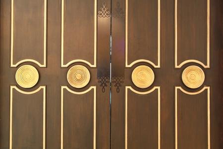 Door close Stock Photo
