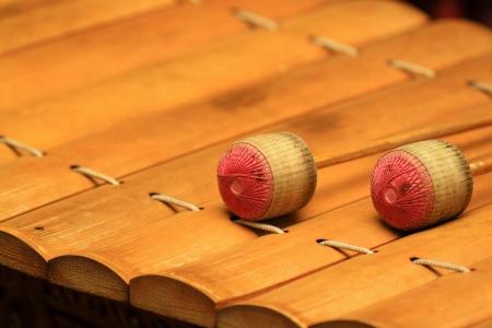 Thai musical instruments photo