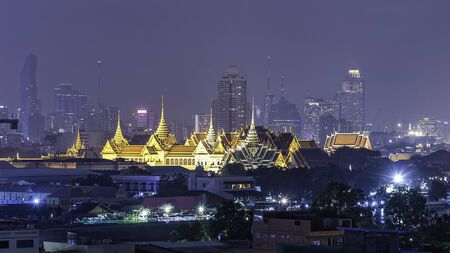 hist: Wat Phra Kaew in Bangkok Temple Of Emerald Buddha  ADD TO TRIP!119   Wat Phra Kaew or the Temple of the Emerald Buddha (officially known as Wat Phra Sri Rattana Satsadaram) is regarded as the most important Buddhist temple in Thailand. Located in the hist Editorial