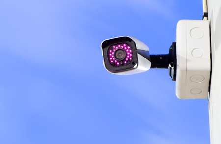 Wireless security cameras are closed-circuit television (CCTV) cameras that transmit a video and audio signal to a wireless receiver through a radio band