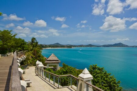 Viewpoint at samui beach