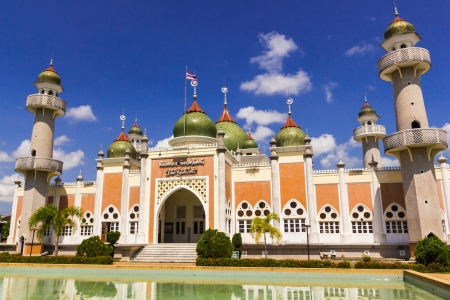 Pattani central mosque,thailand