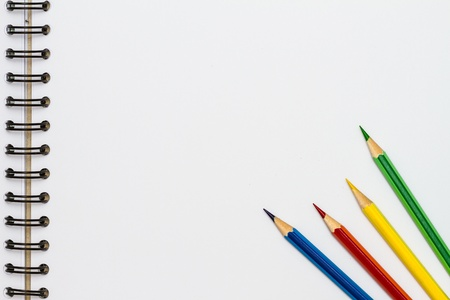 School stationery for student drawing Stock Photo - 20621803