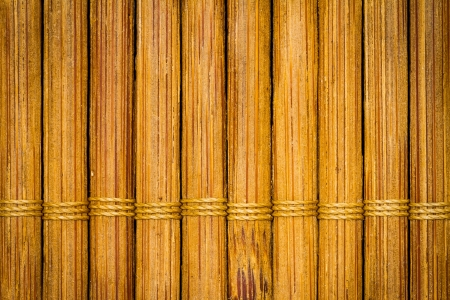 Close up texture of bamboo plate background