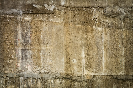 Old dirty concrete wall texture photo