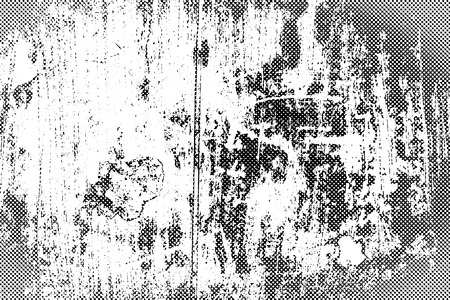 Grunge texture avec superposition effet des points de trame, Vector illustration de fond Vecteurs