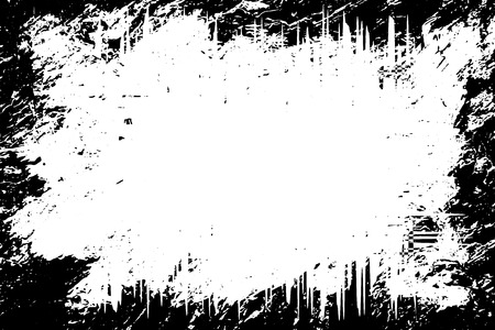 Grunge textures with overlay line effect, Vector background illustration Illustration